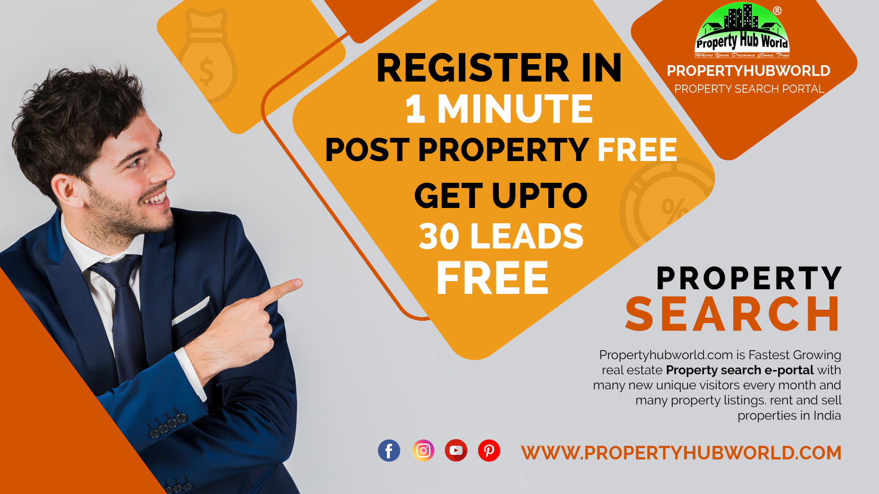 Post Property Free