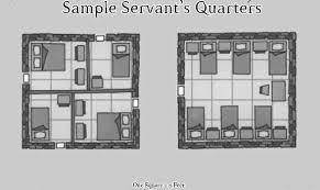 Servant Quarter