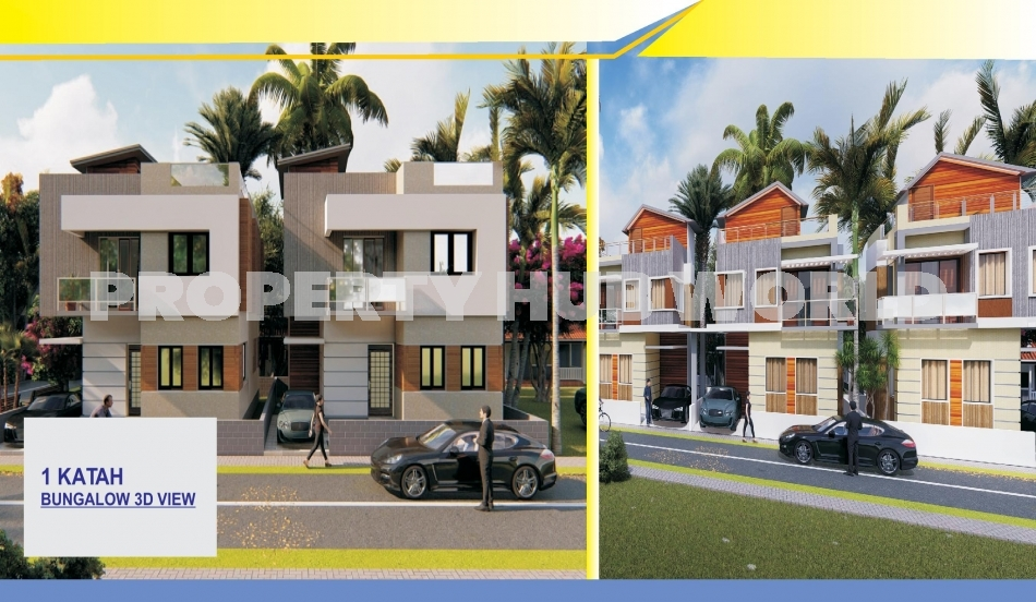 2BHK BUNGALOW FOR SALE IN NEW TOWN RAJARHAT HATHI SAALA
