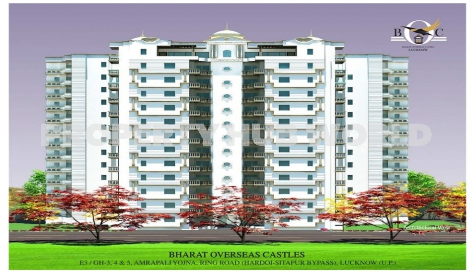 3 BHK Penthouse Available For Sale At IIM Road, Amrapali Yojna, Lucknow (Near LPS)