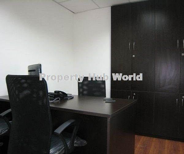 Commercial 328 sqft office space on 2nd floor in Rs 100/sqft  in furnished type