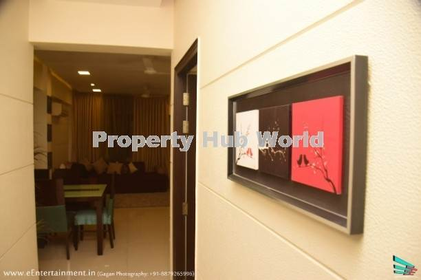 SBI approved ready to move Luxurious 3bhk flat