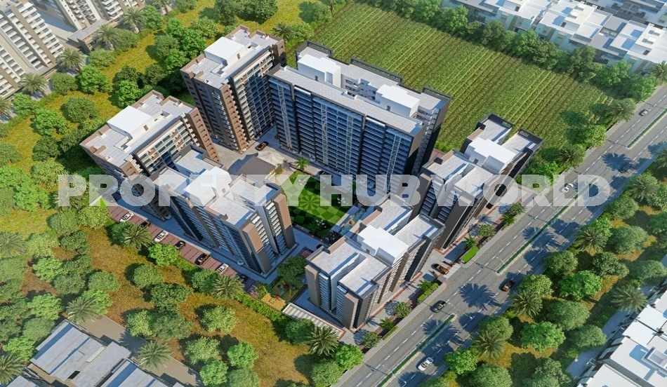 1 BHK HIGHRISE LUXURIOUS PURELY RESIDENCIAL PROJECT.
