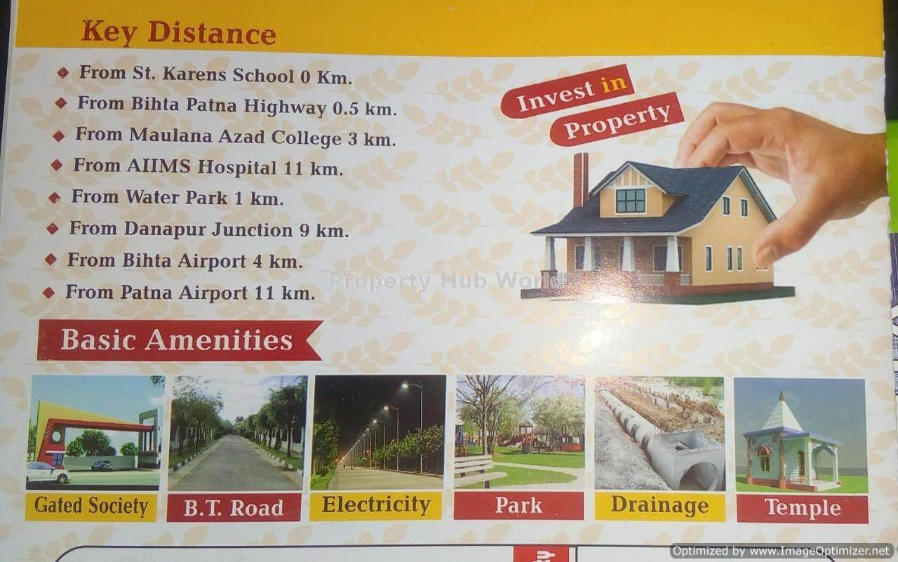 Ready to move plot for sale near Aiims