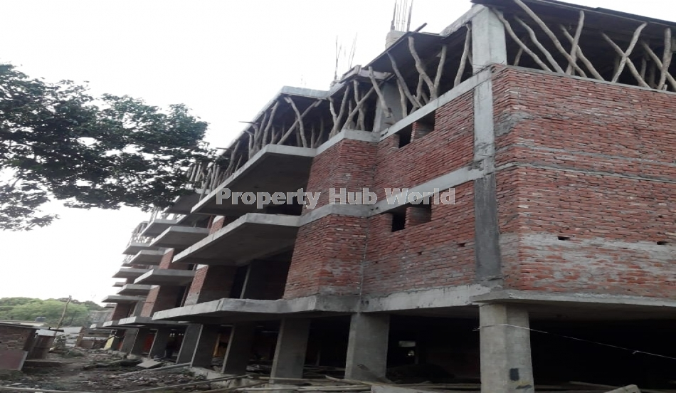 2 bhk flat in Civil LInes, Allahabad
