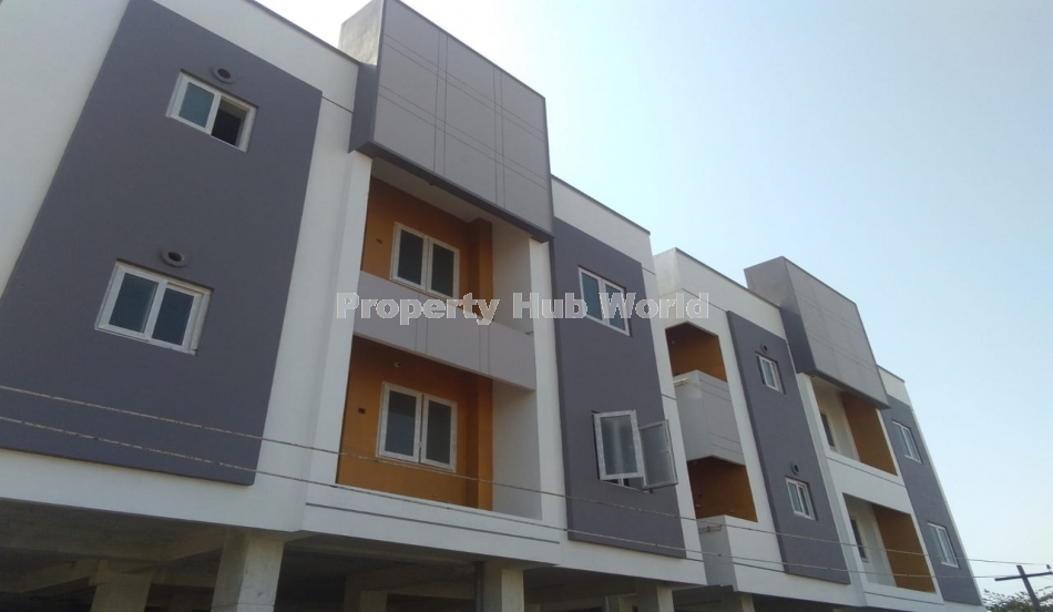 Ready to move Flats in Ayanambakkam