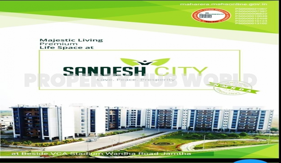 2 BHK flats in NAGPUR ONLY 20 LACK