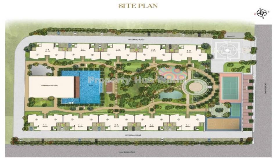 ATS Homekraft Nobility  - 3 BHK Luxury Apartment in Sector 4, Noida