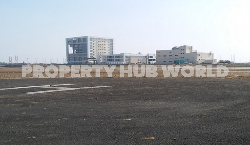Industrial Plot On 250 meter Expressway, Dholera Smart City