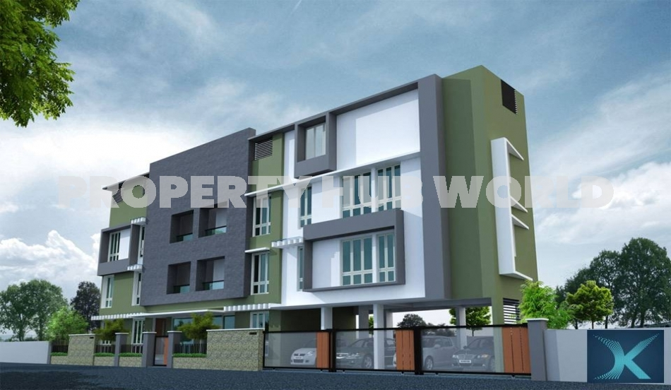 3 BHK Flat For Sale, Thiruvalla, 65 Lac