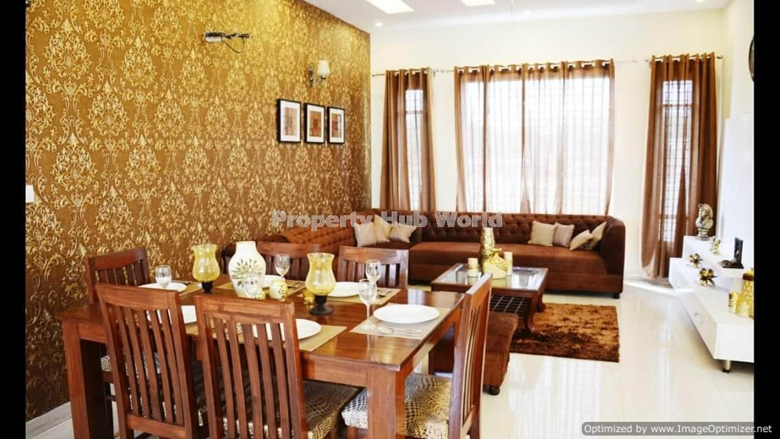 2bhk independent house/villa in kharar good location