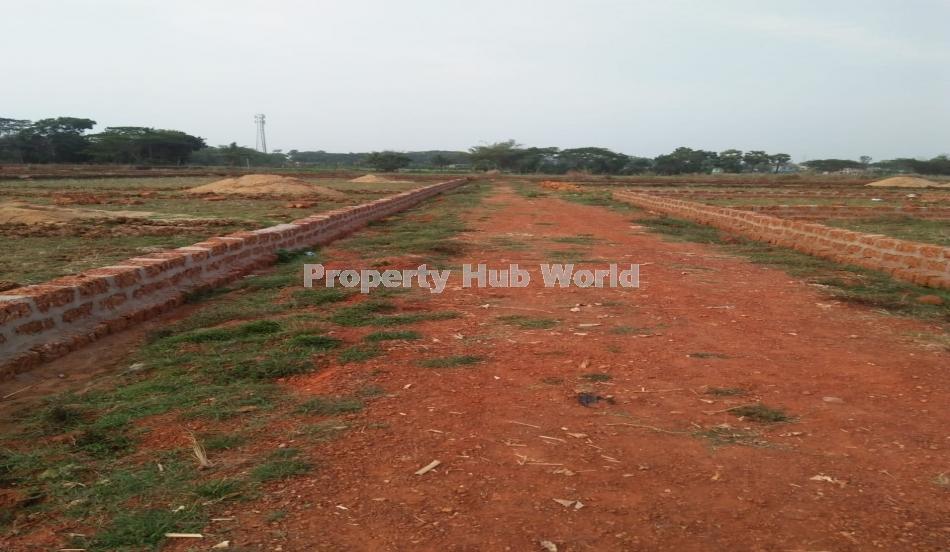 plot for sale near uttara & gudia pakhori sai mandir