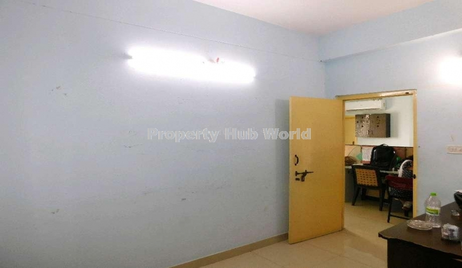 Semi- commercial flat for sale in nagole 3rd bit from the main road