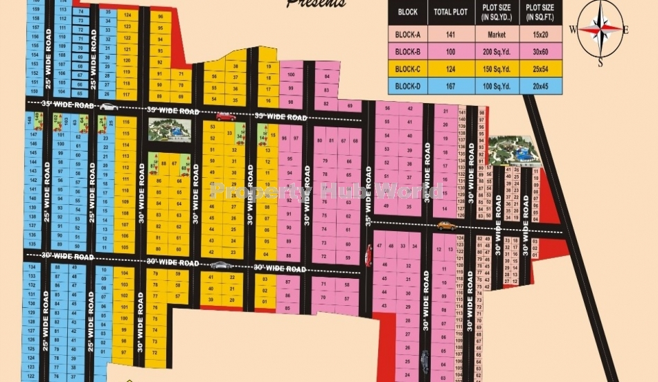 Ready to move for plot in allahabad