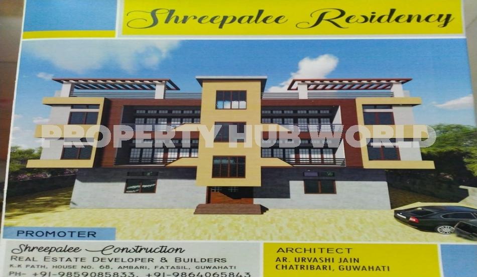 Rajgarh road 3 BHK flat 1350 square feet use flat