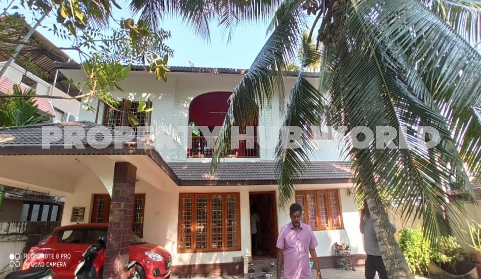 10.750 cent  land with 3000sqft 5BHK house sale near Hioghcourt     Ernakulam.
