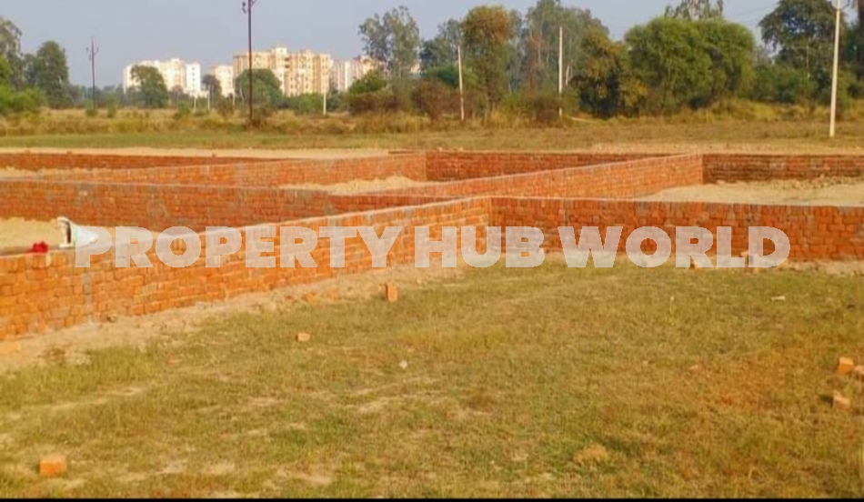 Plots for sale in Lucknow