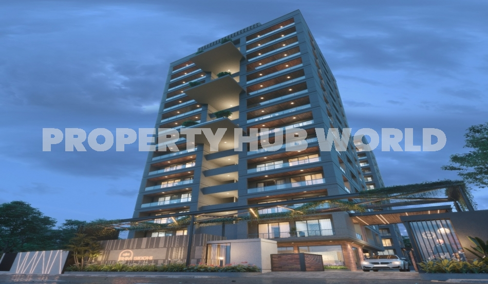 3 BHK ONLY 2 TOWER LUXURIOUS RESIDENCIAL PROJECT