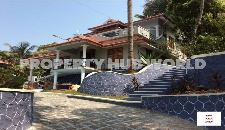 luxury VILLA FOR SALE, THIRUVALLA, 7 Cr