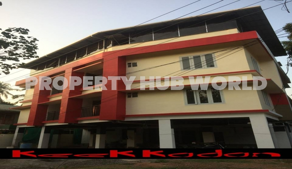 2 Bedrooms Flats Building For Sale in THIRUVALLA in Tiruvalla