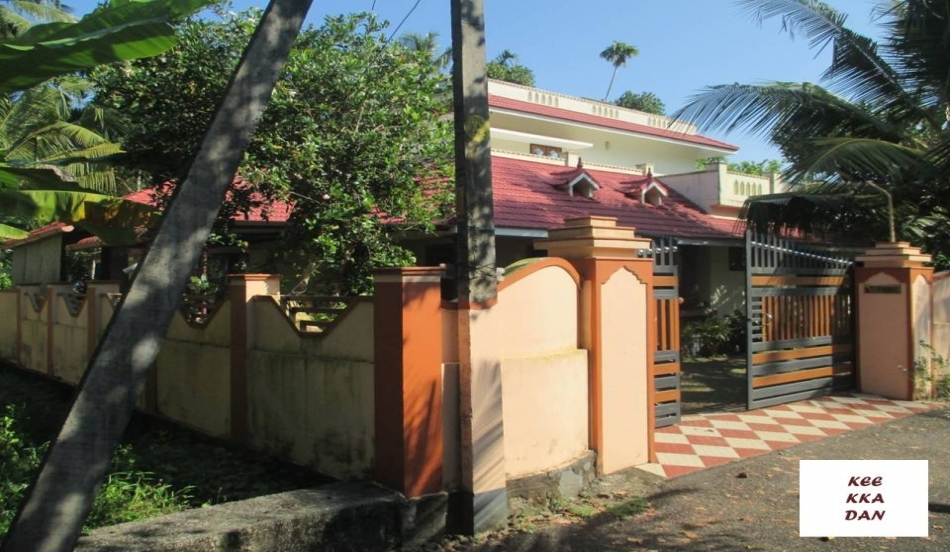 THIRUVALLA | 4 BHK House for Sale, 2500 SF, 95 Lacs