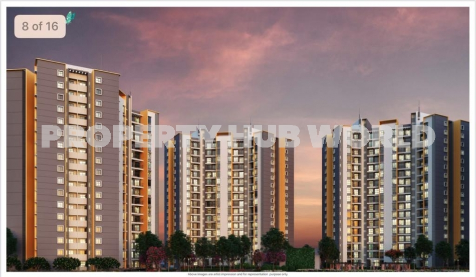 2 BHK Specious Flat For Sale In Hinjewadi By a Very Reputed Builder..