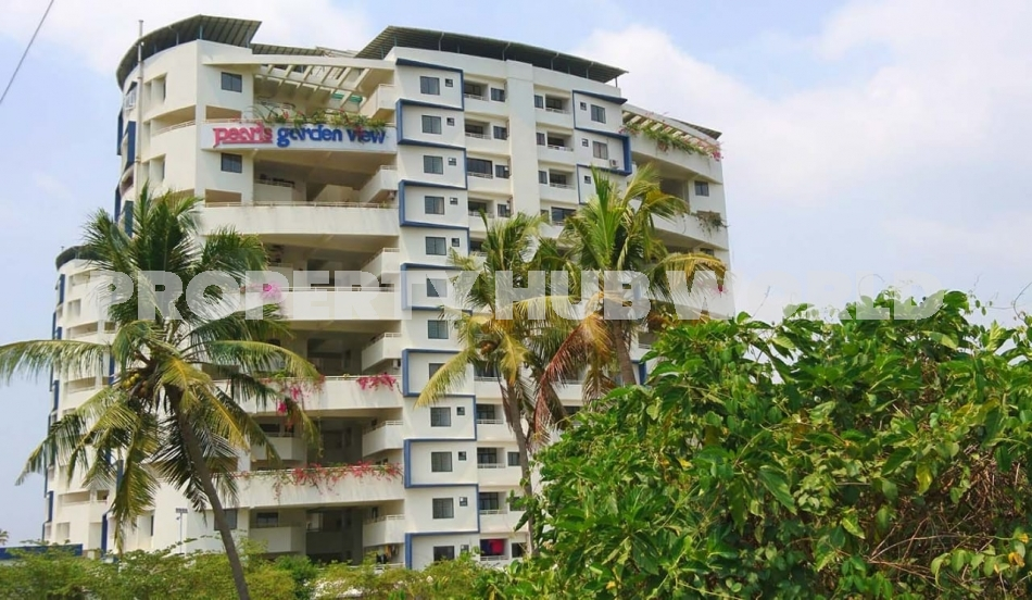 2100 sqft 3 BHK luxuary apartment for sale at Kadavanthra.