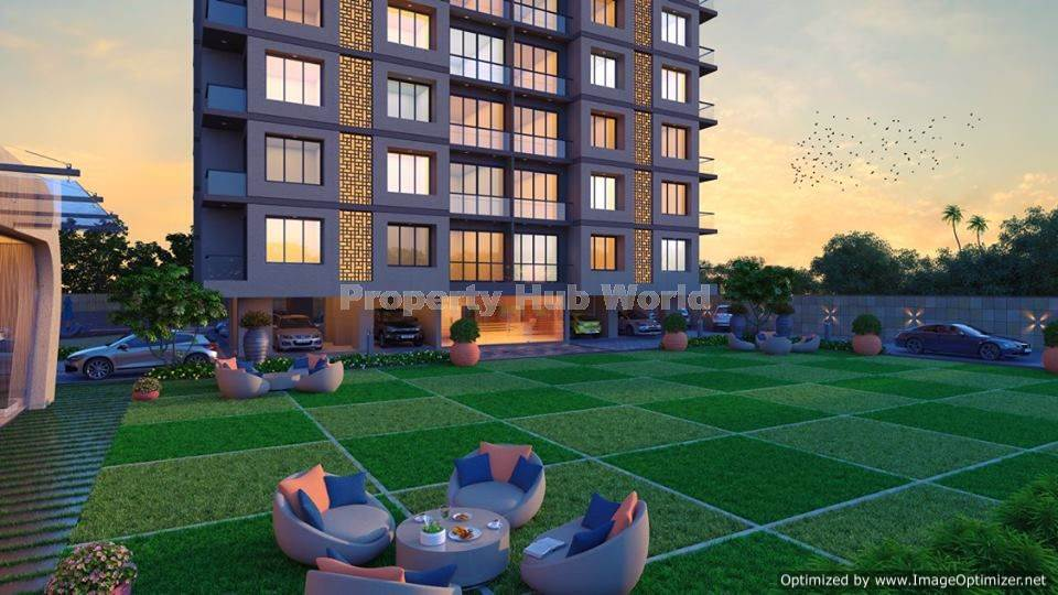 2 BHK FLAT ON SALE, NEW GAURAV PATH ROAD TOUCH CAMPUS,PALANPUR,ADAJAN,SURAT.
