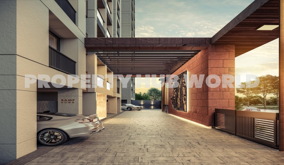 2 BHK 5 TOWER HIGHRISE,THE ELEGANCE OF LUXURY