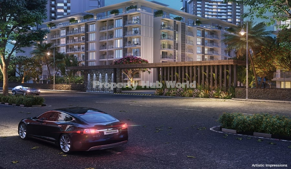 New Luxury Apartment coming in Godrej Palm Retreat Sector 150, Noida
