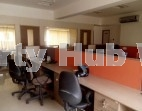 Commercial 300 sqft furnished  office on first floor in Rs 30,000 on rent in Chandigarh